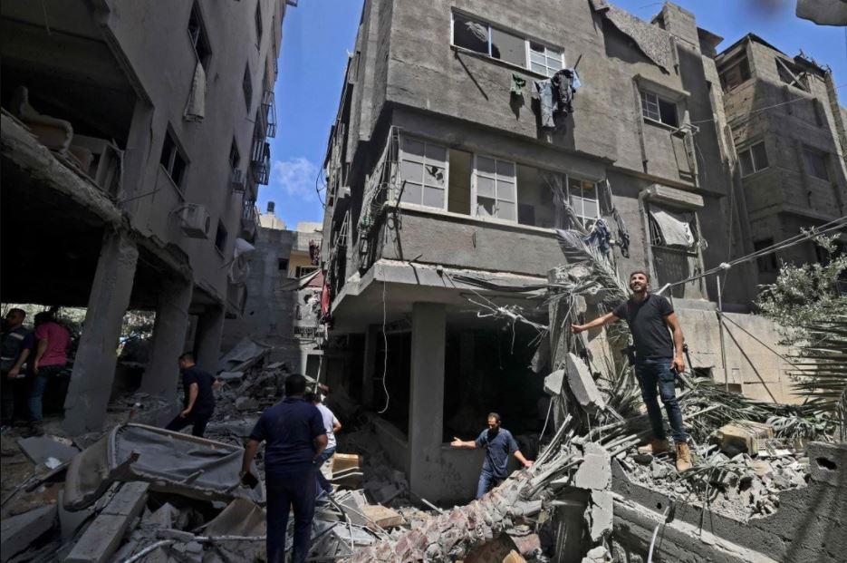 scmp israel palestine