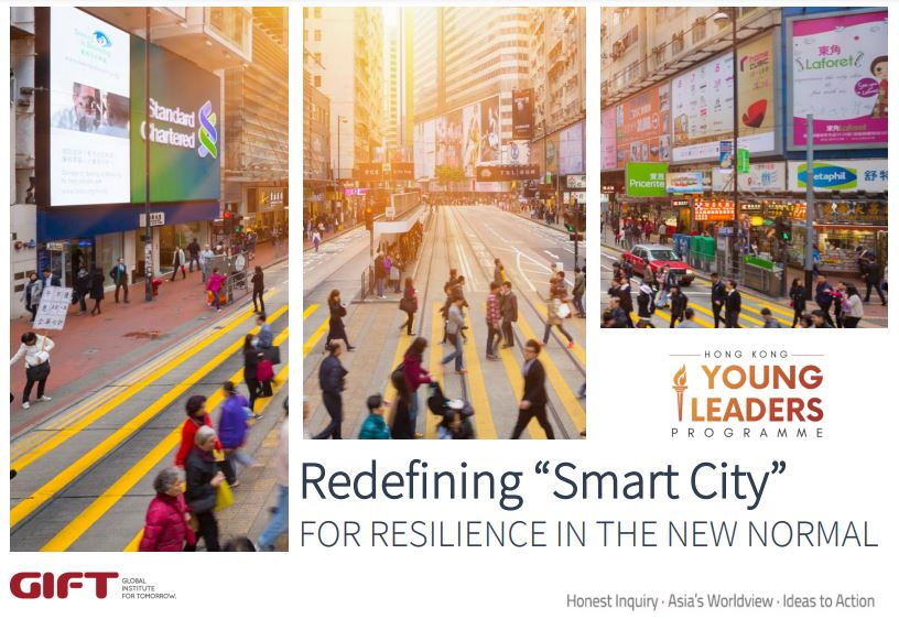 Redefining Smart City For Honf Kong